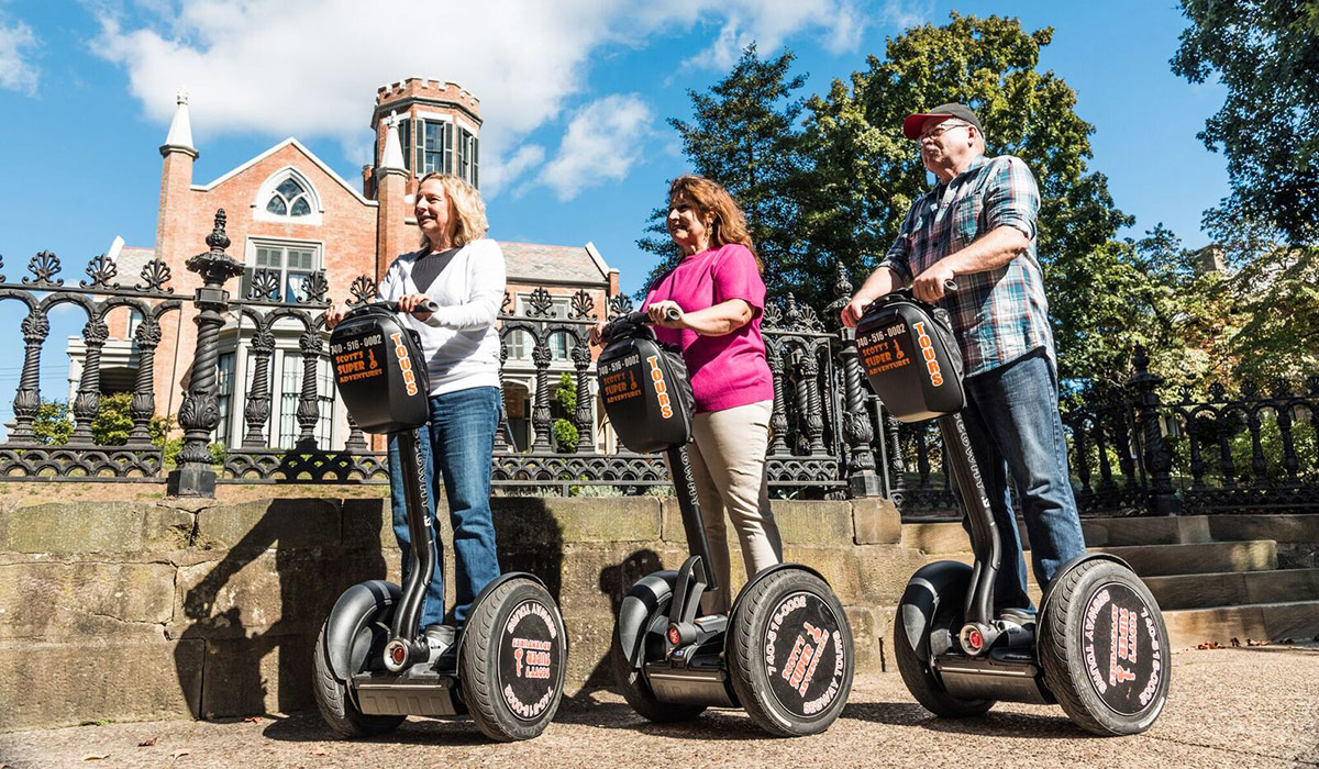 Segway Tours Header