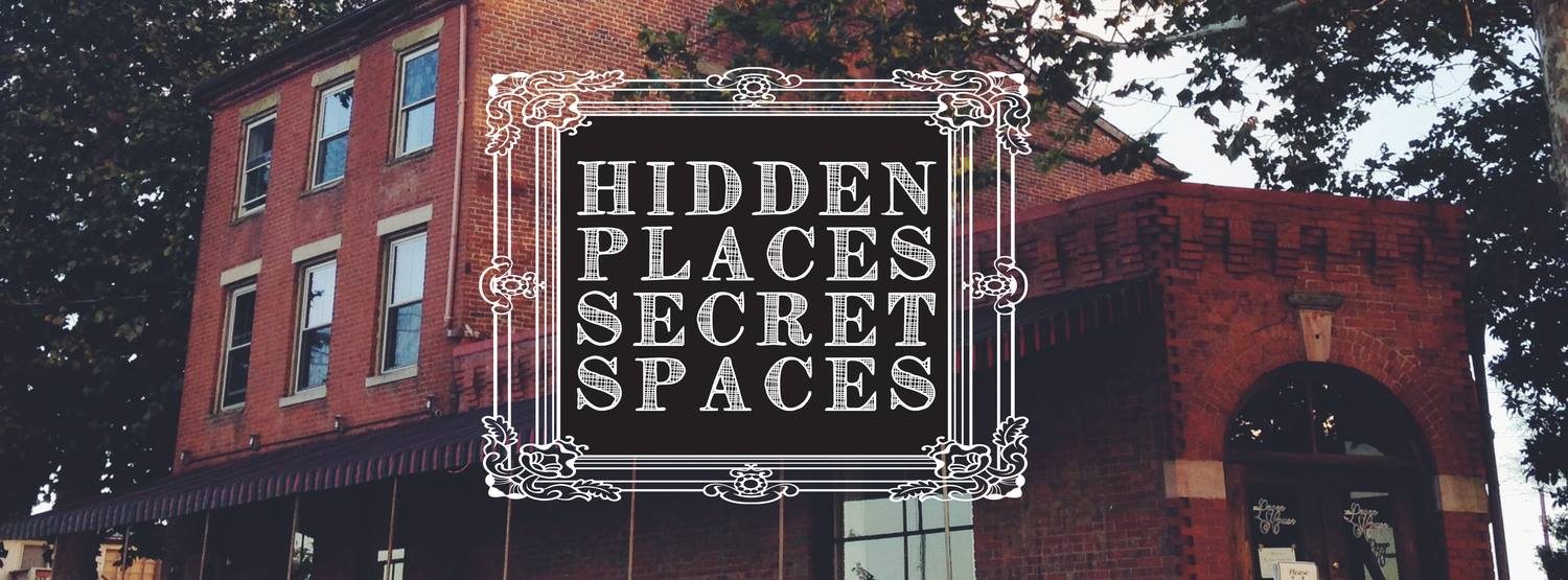 Hidden Places Secret Spaces