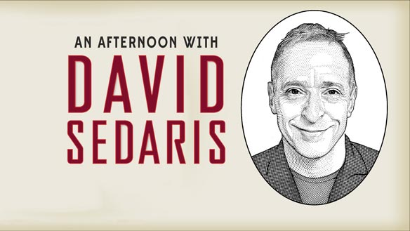 An Afternoon with David Sedaris