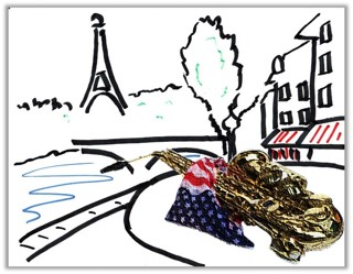 "River Cities Symphony Pops Concert - ""An American in Paris"""