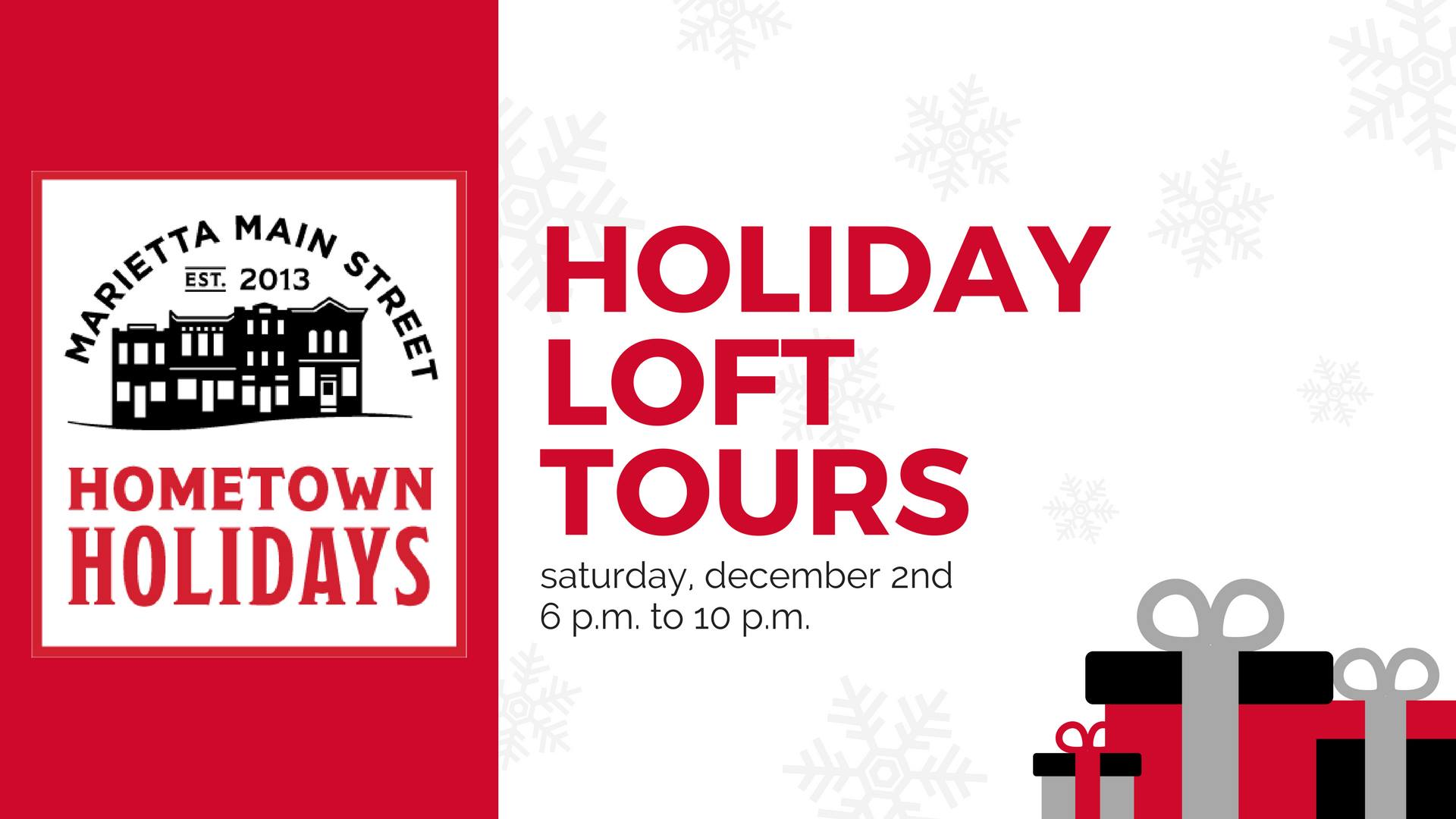 Holiday Loft Tours