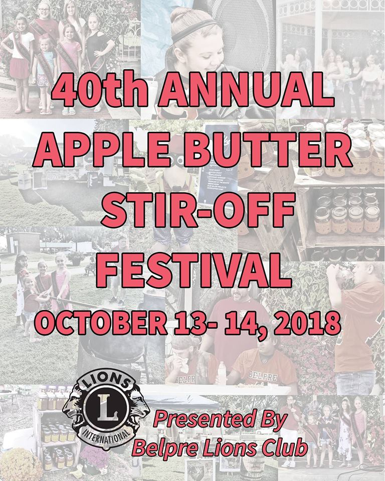 40th Annual Apple Butter Stir Off