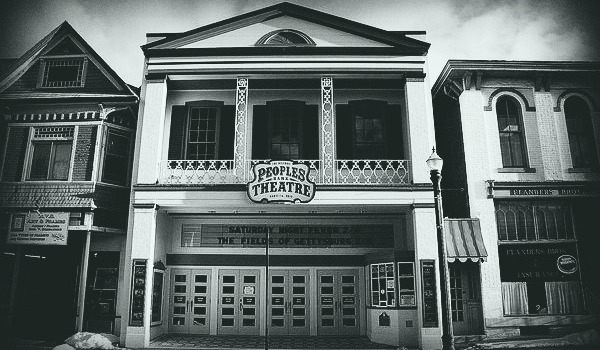 Ghost Hunt at Peoples Bank Theatre