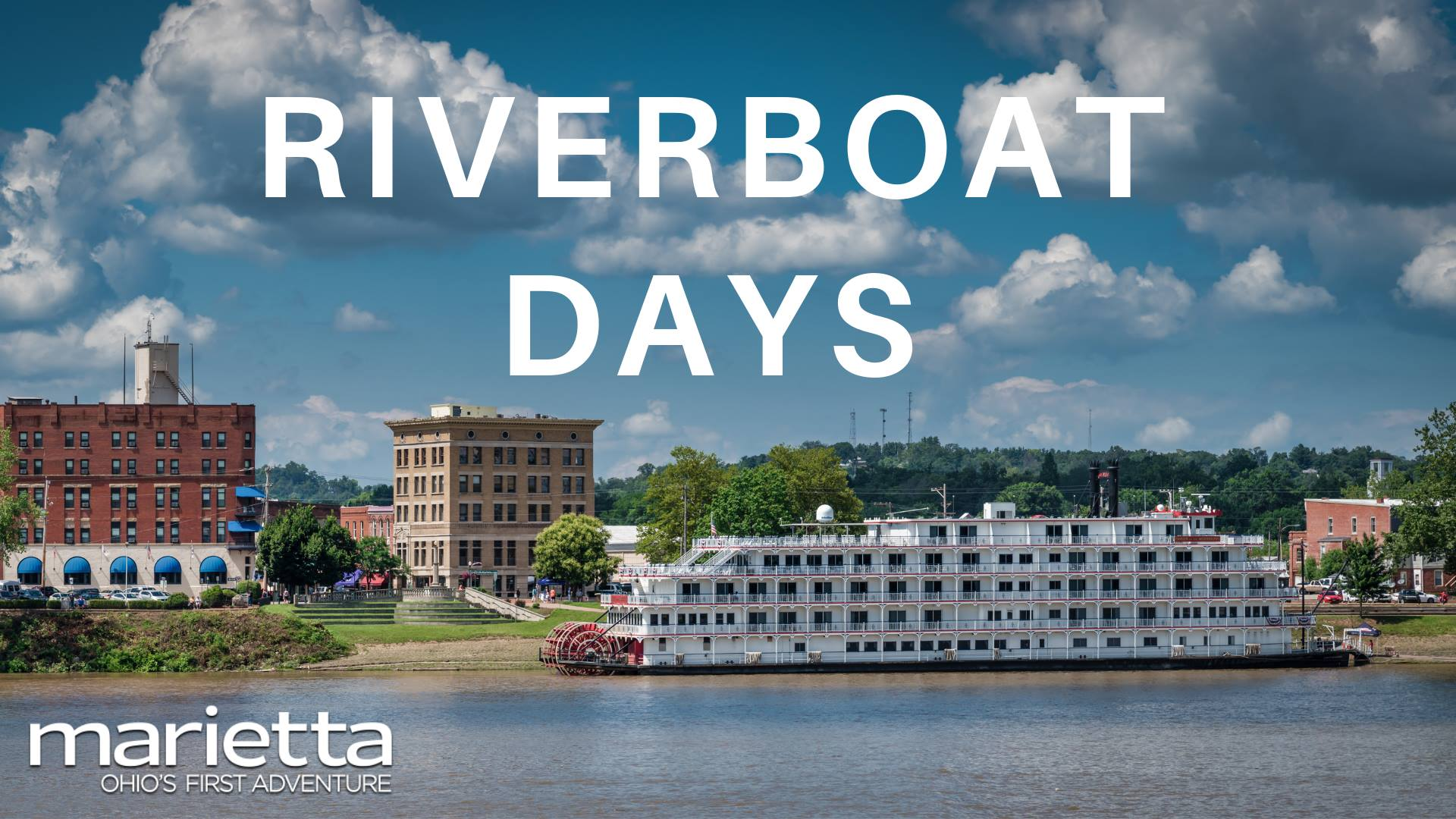 Riverboat Days: Queen of the Mississippi