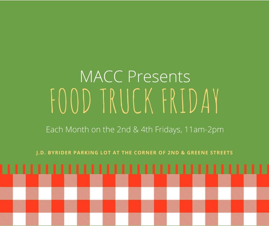 Food Truck Friday 2019