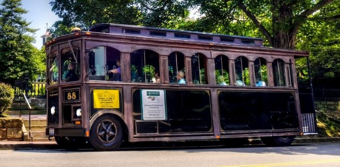 Historic Marietta Trolley Tour