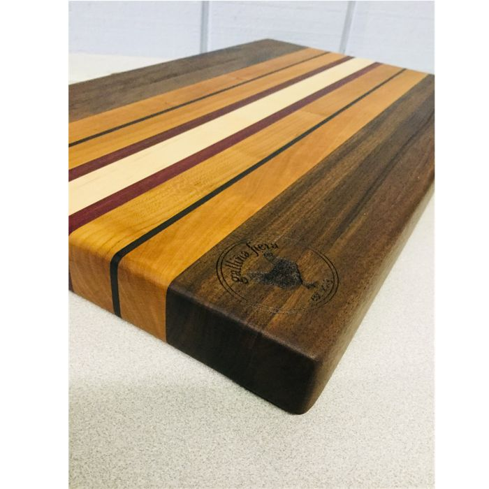 Cutting Board making with Brent (Class 1 of 2)