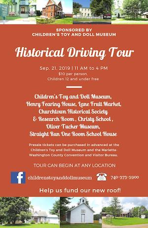 Historical Driving Tour