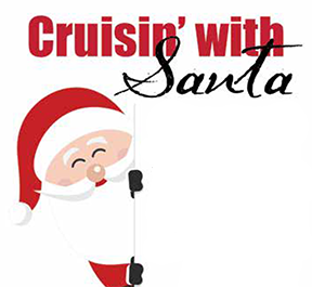 Cruisin' with Santa