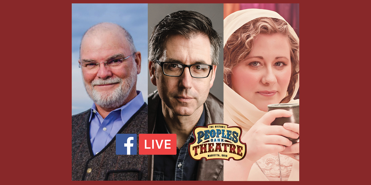 Larry Groce, Todd Burge & Jess Baldwin – LIVESTREAM CONCERT FROM STAGE