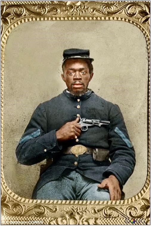 Third Thursday Talk: Fighting for Freedom: The Story of the USCT