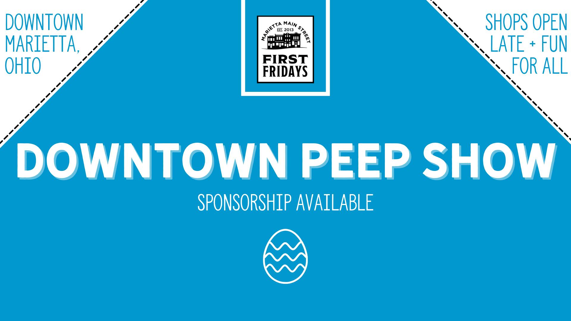 April First Friday: Downtown Peep Show
