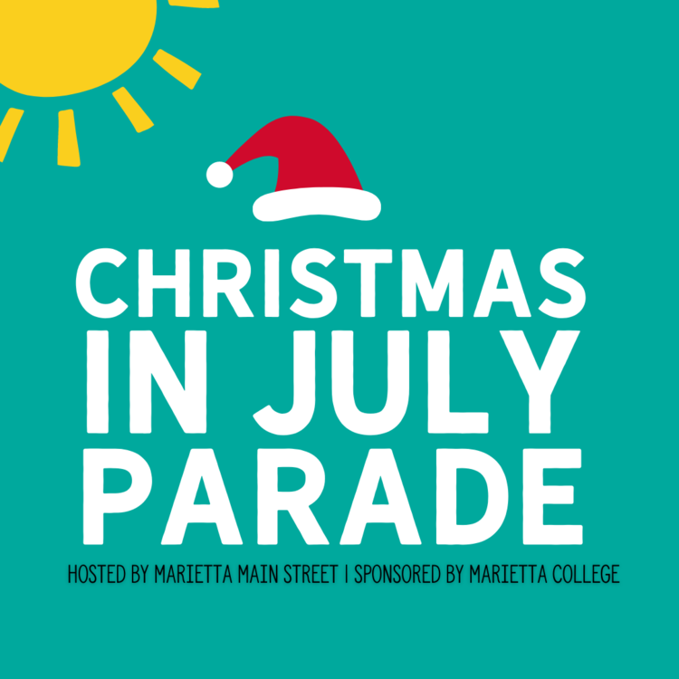 Christmas In July Parade