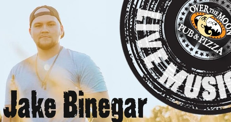 Music on the Patio with Jake Binegar