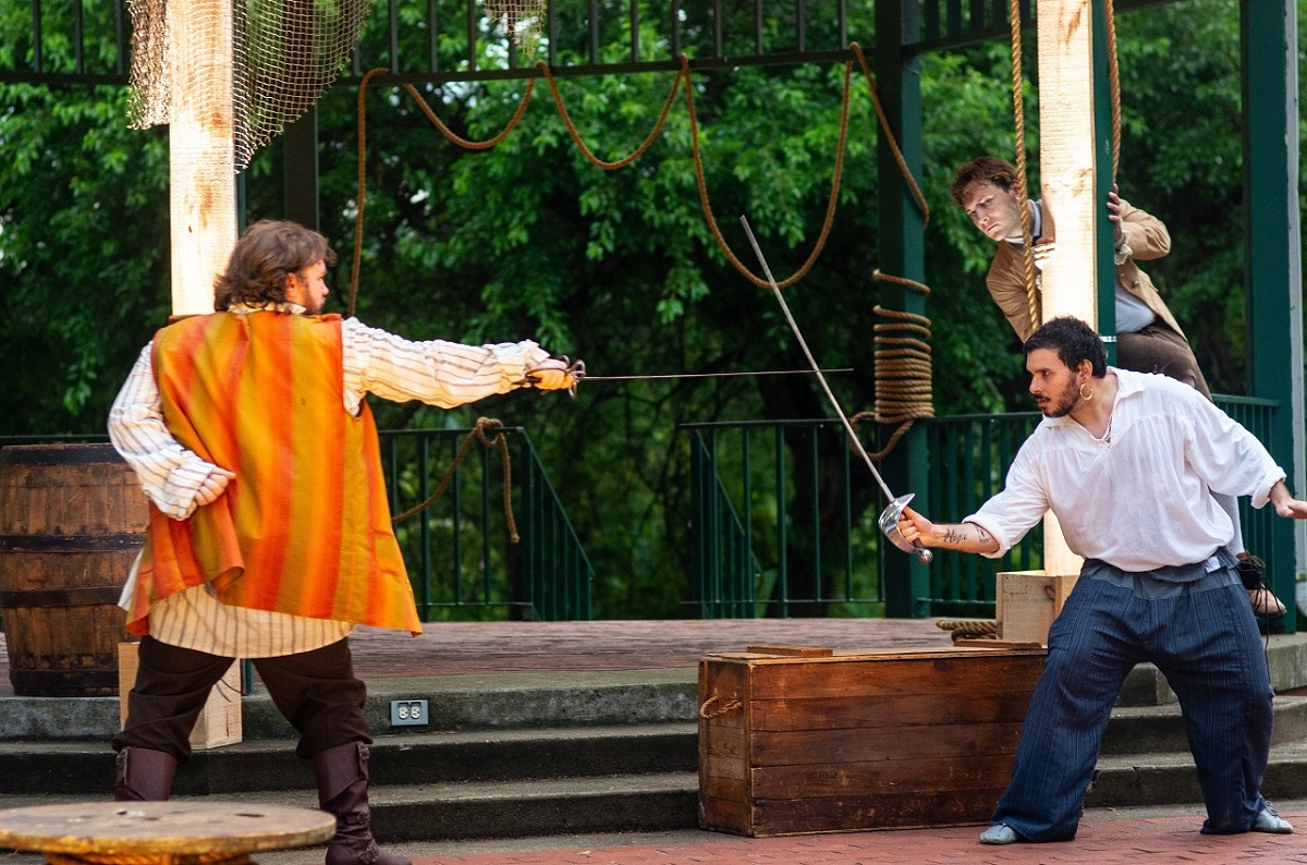 Shakespeare by the River presents Macbeth