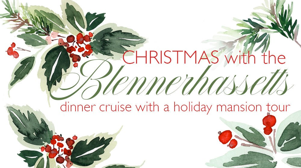 Christmas with the Blennerhassetts