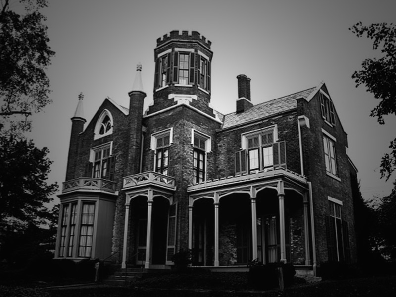 Ghost Tours of The Castle